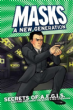 Masks: A New Generation RPG - Secrets of A.E.G.I.S. (Hardcover)